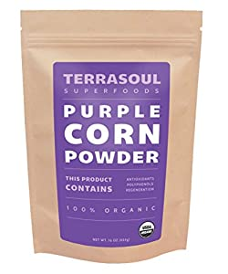 Purple Corn Powder (Organic), 16-ounce