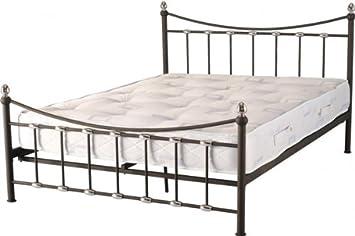 Dunbar 121,92 cm 6 66 cama pie alto de acoplamiento