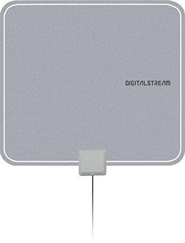 Digital Stream DAQ1500D Ultra High Gain Flat-Paper Type Digital TV Antenna (Digital Stream Tv compare prices)