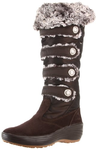 Pajar Women S Maureen Fur Boot Brown 39 Eu 8 8 5 M Us