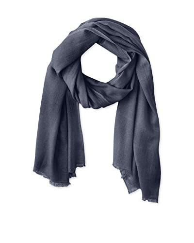 Portolano Women's Woven Scarf, India  Ink