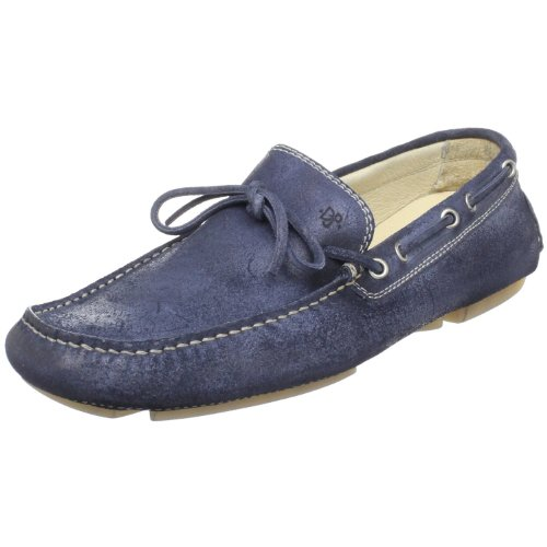 Donald J Pliner Men's Vijay Slip-On,Blue,17 M US