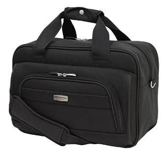 Ricardo Beverly Hills Luggage Huntington Lite 3.0 16 inches Shoulder Tote, Black, 11 x 16 x 7