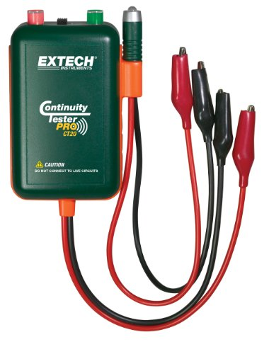 Extech CT20 Remote and Local Continuity Tester image