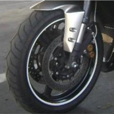 17' Motorcycle Car Wheel Rim Reflective Metallic