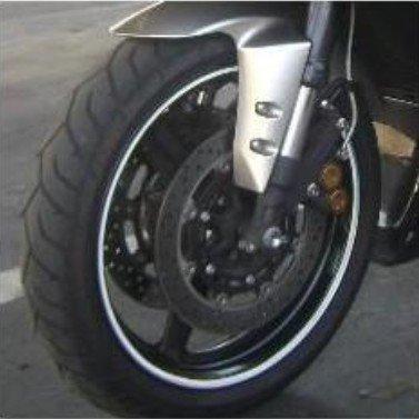 17' Motorcycle Car Wheel Rim Reflective Metallic