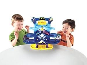 Fisher-Price DC Super Friends Batman Spiral Speedway