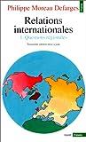 echange, troc Moreau - Relations internationales. Tome I. Questions régionales