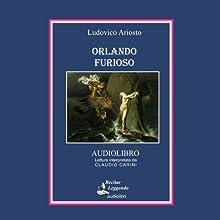 Orlando Furioso (The Frenzy of Orlando) Audiobook by Ludovico Ariosto Narrated by Claudio Carini