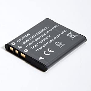 NP-BN1 Replacement Battery for Sony Cyber-shot-W & Cyber-shot-T series Cameras, 3.7v 630mAh