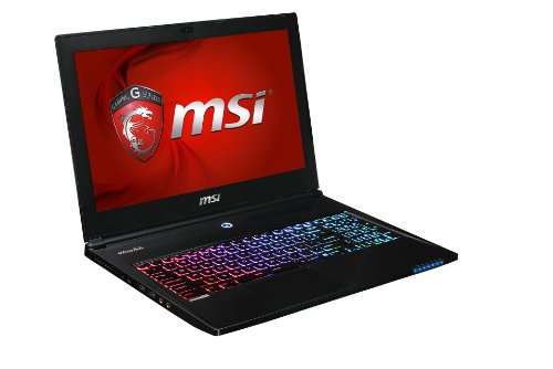 MSI GS60 GHOST-013 15.6-Inch Laptop