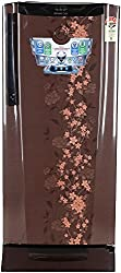Godrej RD-Edge-Digi-212-PDS-6.2 Direct-cool Single-door Refrigerator (212 Ltrs, 5 Star Rating, Cocoa Spring)