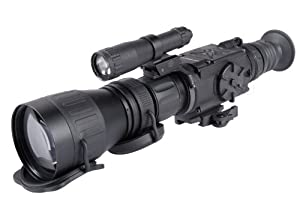 Armasight Drone Pro 5x-10x High Performance Digital Night Vision Rifle Scope, Black by Armasight