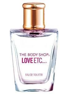 The Body Shop LOVE ETC... Eau De Toilette Regular, 1.69-Fluid Ounce