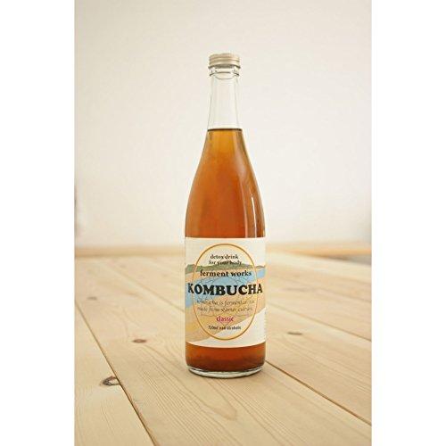 ferment works KOMBUCHA classic 720ml [国産コンブチャ/紅茶キノコ]