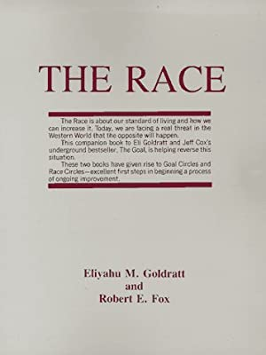 The Race by Eliyahu M Goldratt and Robert E Fox