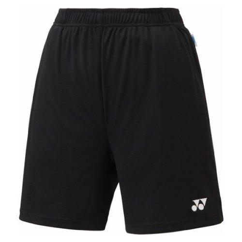 (Yonex) YONEX nit stretch shorts 25008 007 black M