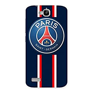 Special Paris Bar Back Case Cover for Honor Holly