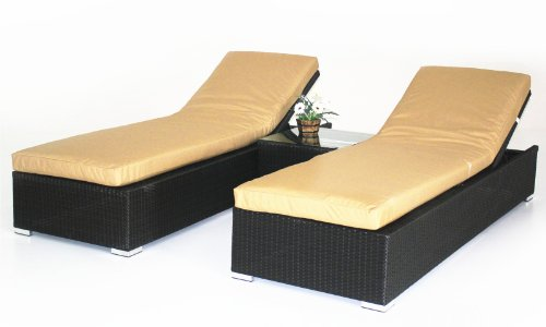 Wicker Day Beds 8351 front