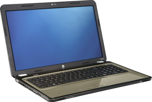 HP Pavilion g7 Series Laptop with AMD Dual Core A4-3305M 2.5GHz, 8GB DDR Memory, 320GB Hard Drive, 17.3 Luxurious Definition LED WideScreen, Webcam with Microphone, Windows 7 Skilled in Premium and Office 2010 Starter