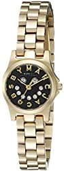 Marc by Marc Jacobs Women's MBM3386 Gold-Tone Stainless Steel Bracelet Watch