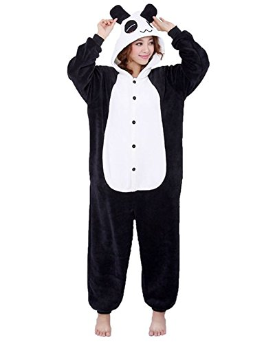 Molly Kigurumi punto forma di Unicorn Apple Kigurumi Costume Panda L
