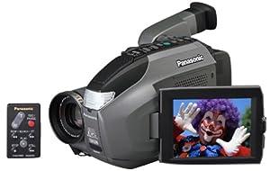 Panasonic PV-L650 VHS-C Camcorder