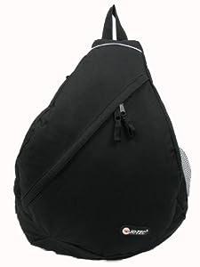 Hi-Tec Single Strap Backpack Rucksack Day Pack Sports Gym Flight Hand ...