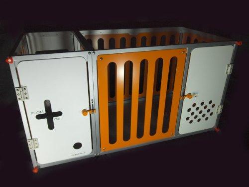 Colorfulcage126 Orange (天板なし)オレンジ ゲージおしゃれケージ ペットサークル