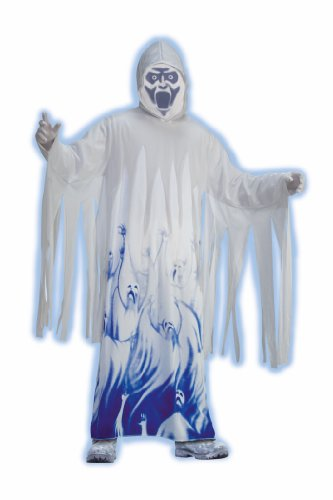 Forum Novelties Men's Ghostly Soul Taker Costume