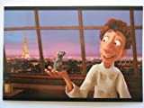Ratatouille - Linguini with Remy in hand - Film Frame - 2007 - Disney Enterprises Inc / Pixar Animation Studios - Postcard Print