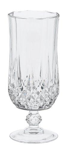 Cristal D Arques Longchamp Iced Tea Glasses