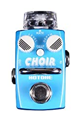 Hotone TPSCH1 Guitar Chorus Effects Pedal by HOTONE
