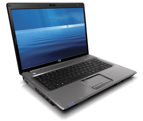 HP G6060EG 39,1 cm (15,4 Zoll) WXGA Notebook (AMD Turion 64 X2 TK-57 1.9GHz, 2GB RAM, 160GB HDD, NVIDIA GeForce 7000M, DVD+/- RW DL, Vista Premium)
