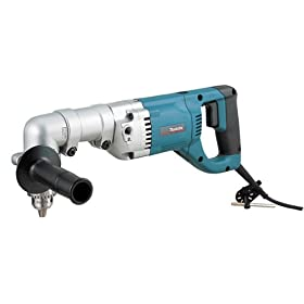 Makita DA4000LR 7.5 Amp 1/2-Inch 350-Degree Right Angle Drill