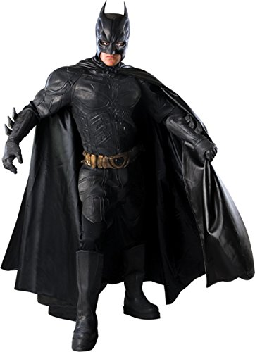 Morris Costumes Men's Batman Collector Costume, Medium