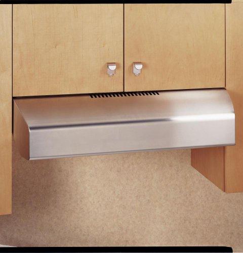 "Ge Jv536Hss Profile 30"" Stainless Steel Under Cabinet Range Hood front-37566"
