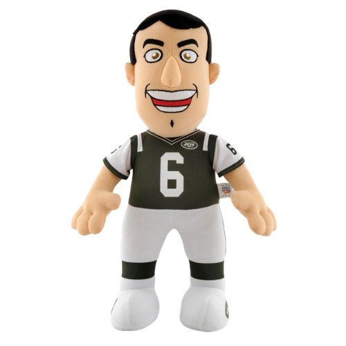 NFL New York Jets Mark Sanchez 14-Inch Plush Doll - 1