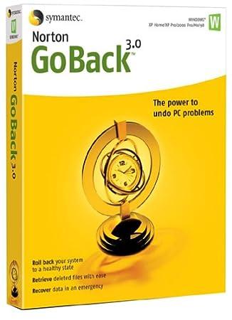 Norton GoBack 3.0