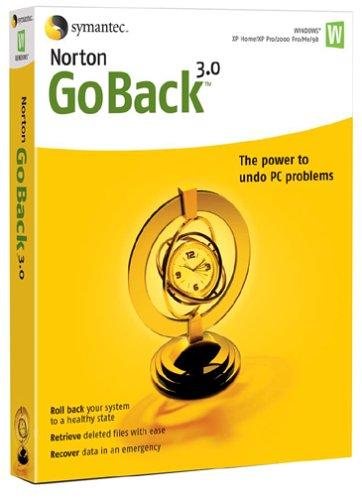 Best Price Norton GoBack 3 0B00016KZW6
