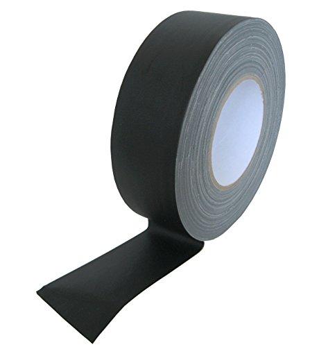 fama-90151-professionnel-ruban-de-gaffer-50-mm-x-50-m-mat-noir