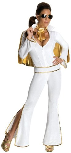 Costumes For All Occasions RU889055XS Elvis Female X-Small