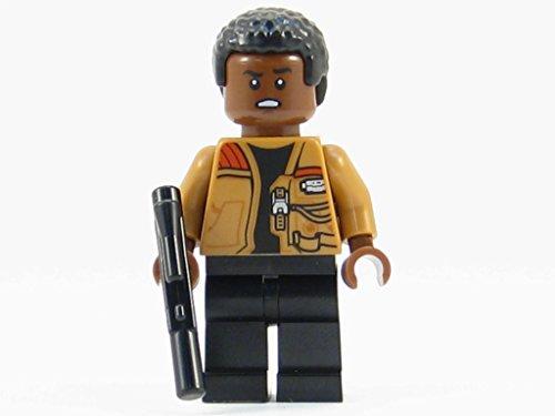 Lego Minifigures Compatibili Finn Il Risveglio della Forza Star Wars Force Awakens