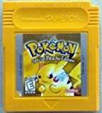Gameboy Pokemon Yellow Version Special Pikachu Edition,
