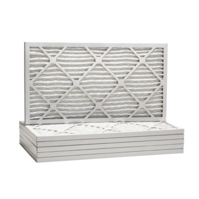 "ComfortUp WP80S.011036 - 10"" x 36"" x 1 Premium MERV 8 Pleated Air Filter - 6 pack"