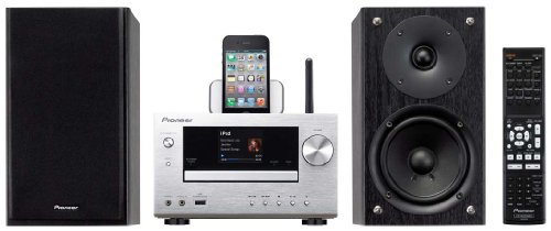 Review and Buying Guide of The Best Pioneer X-HM71-S Micro System - Silver
