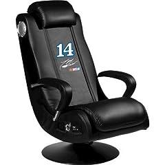 NASCAR Gaming Chair Driver: Tony Stewart 14 by XZIPIT