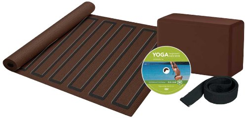 Gaiam beginner s yoga starter kit