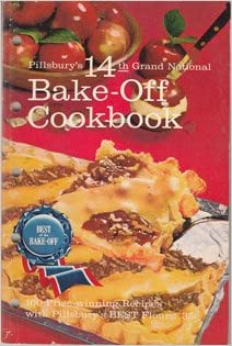 Pillsbury's 14th Grand National Bake-Off booklet - 1963