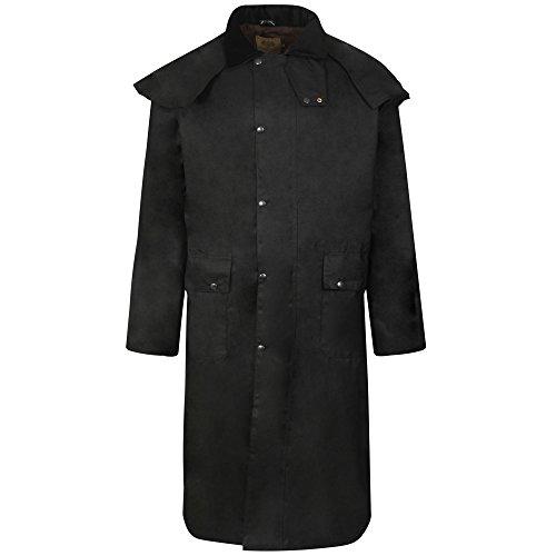 long-wax-waxed-stockmans-riding-coat-jacket-antique-brown-m-42-44-mens-16-18-ladies